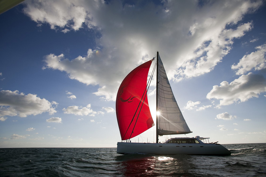 cruising sail trim guide asymmetrical articles quantum sails
