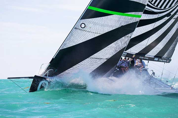Terry's Tips: Footing and Pinching - Articles - Quantum Sails