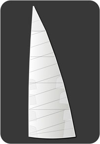 Multihull Racing Cross-cut RW 1000