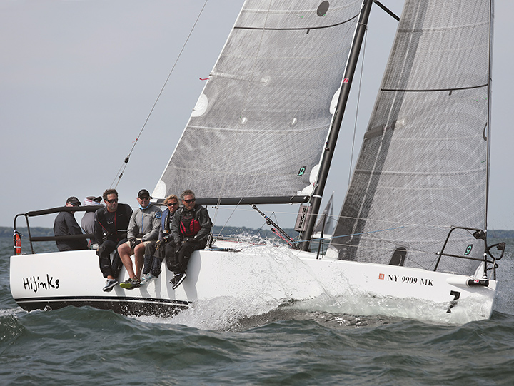 J/88 Sails - One Design Sails and Accessories - Quantum Sails