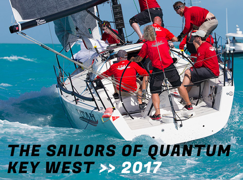 The Sailors of Quantum Key West