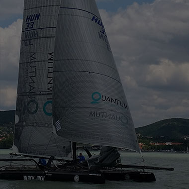 Multihull Racing Sails