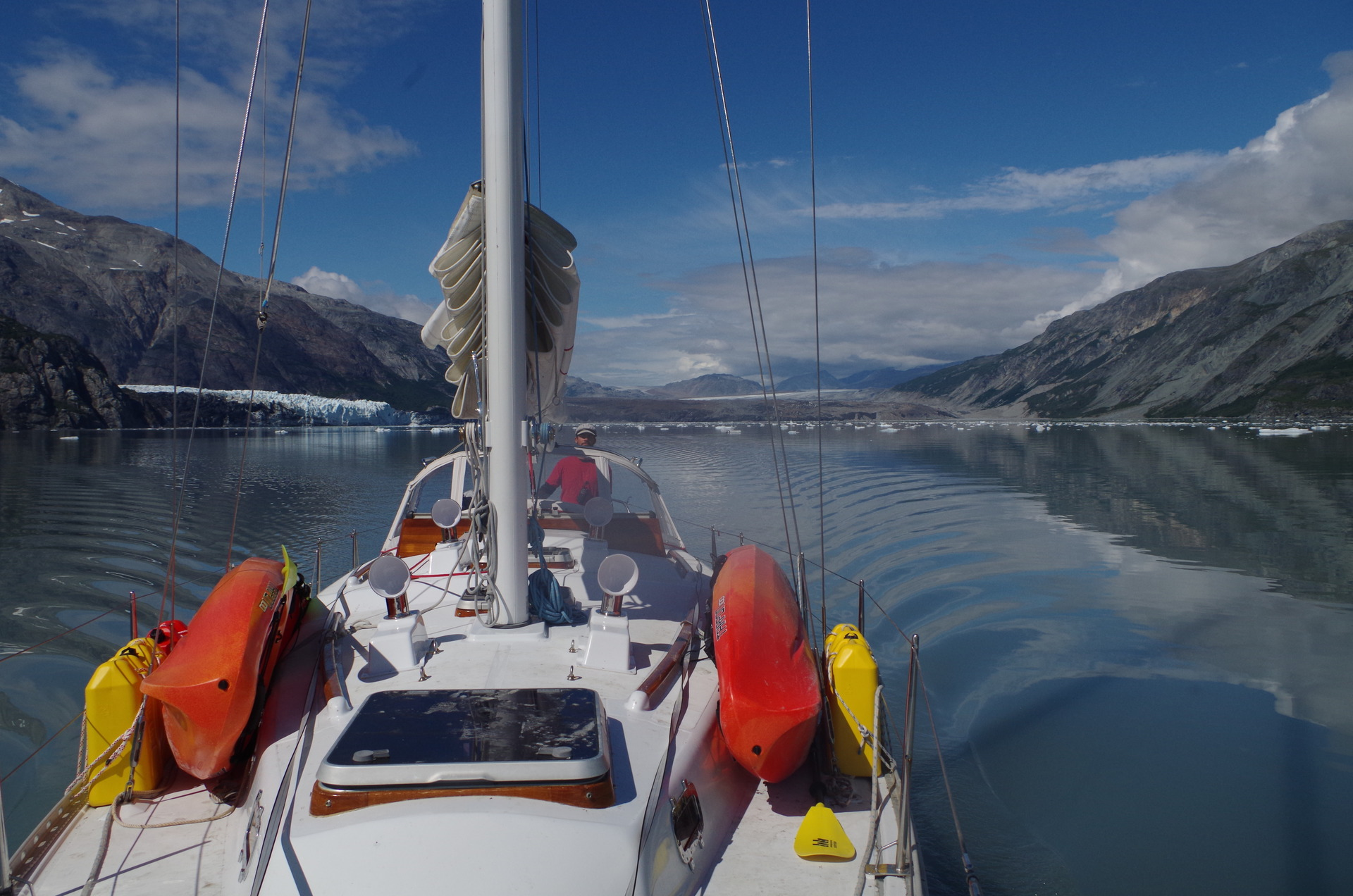 How Many Miles Is It To Sail Around Vancouver Island