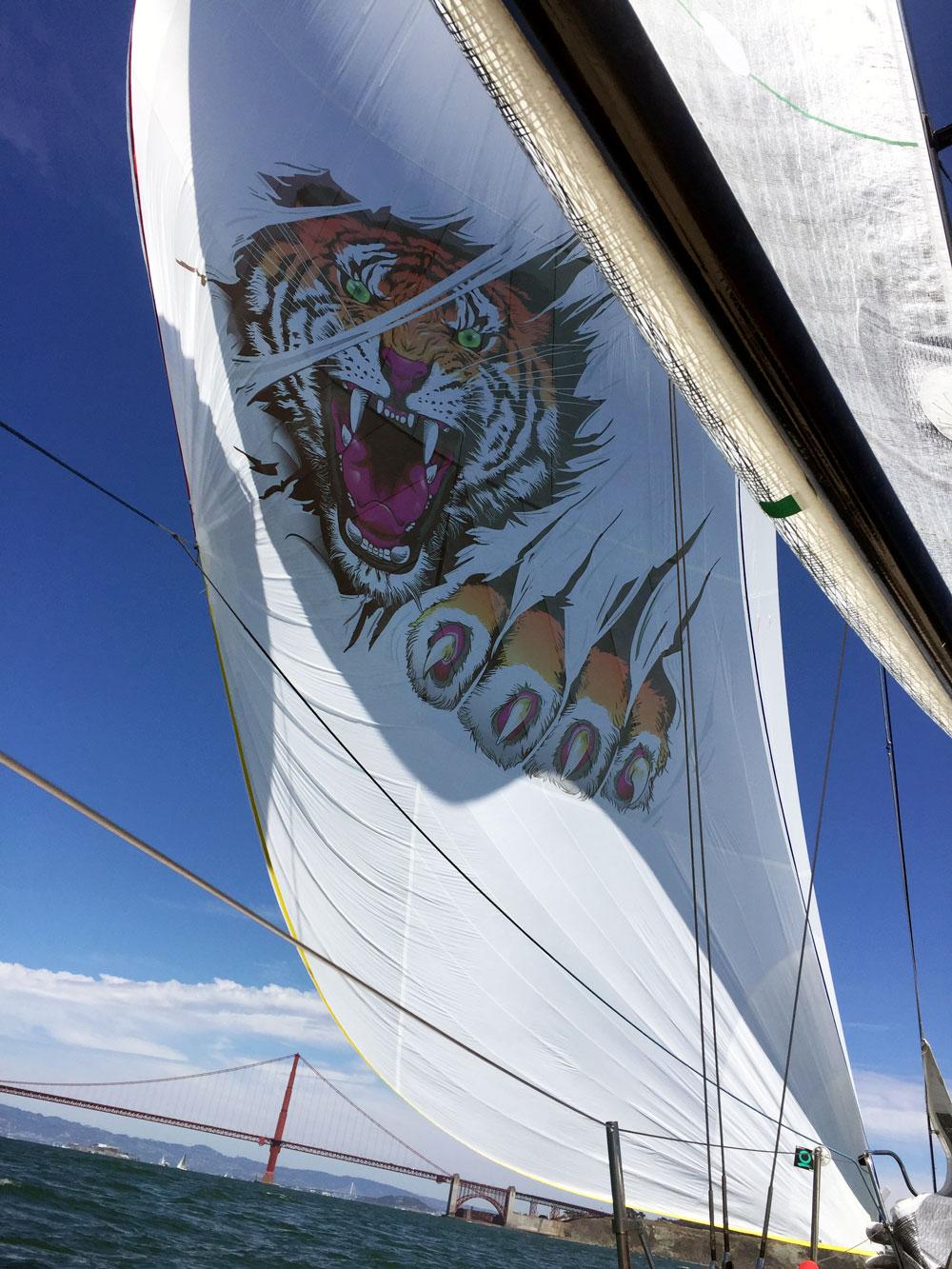 Atlas Weight Sail