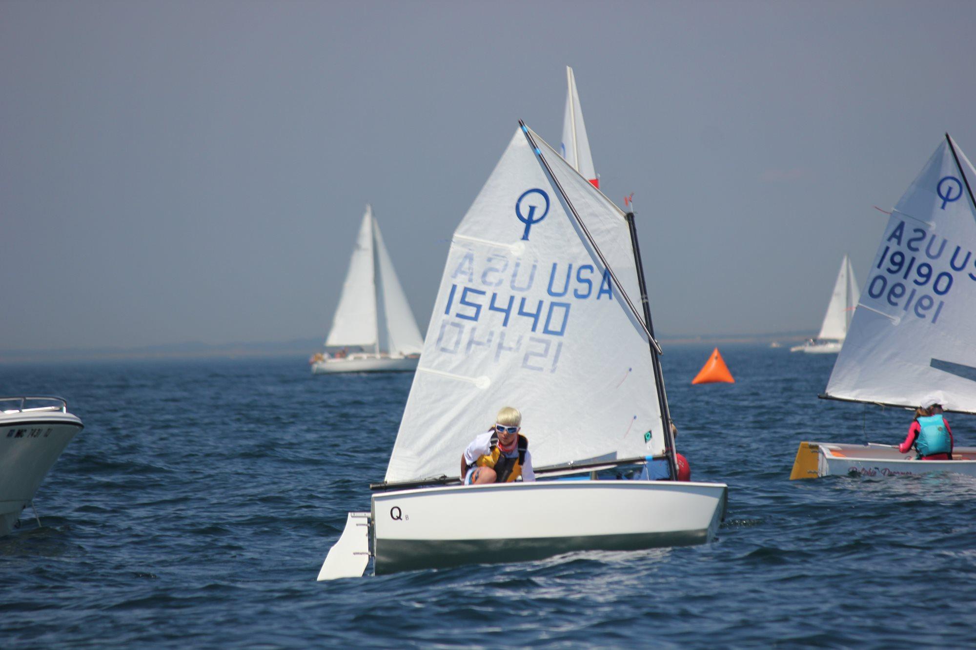 Opti Sailor Spotlight: Quentin Beyer - Articles - Quantum Sails