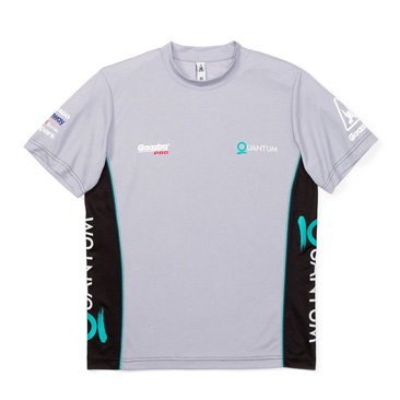 QR Men's Short Sleeve Tech Tee