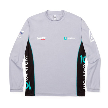 QR Men's Long Sleeve Tech Tee