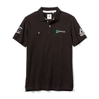 QR Gaastra Men's Printed Polo