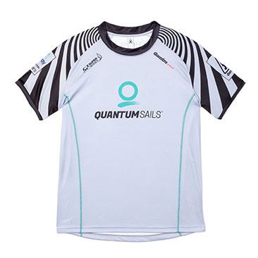 QR Vortex Short Sleeve Tech Tee