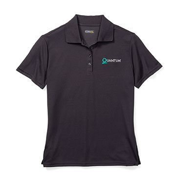 Women's Technical Polo, Classic Logo