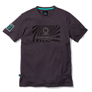 Q Collection Vortex Cotton Tee