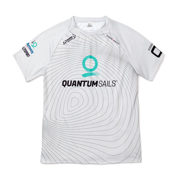 Quantum Racing Isobar Short Sleeve Tech Shirt