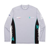 QR Women's Long Sleeve Tech Tee