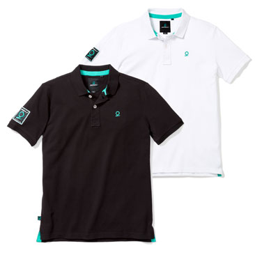Q Collection Men's Tradewind Cotton Polo