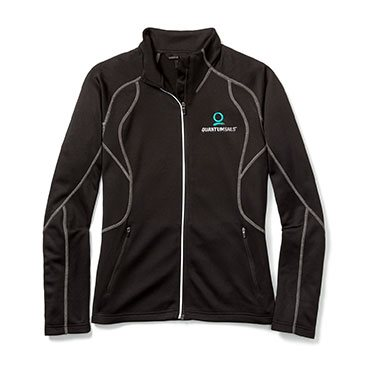 Women's Catalyst Fleece Full-Zip Top