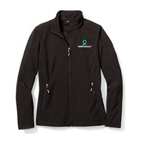 Women's Soft Shell Jacket, New Logo