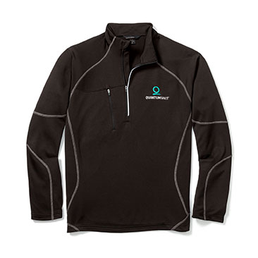 Men's Catalyst Fleece Zip Top